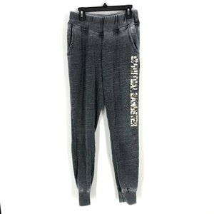 Spiritual Gangster | Distressed Sweatpants Sz M